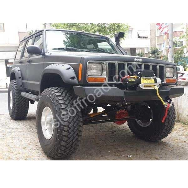Off Road Jeep >> Jeep Cherokee Xj On Off Road Celik Tampon
